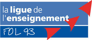 Logo de la ligue de l'enseignement 93
